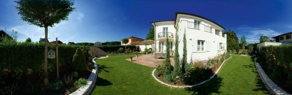 Toskanische Villa 03